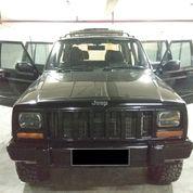 Jeep Cherokee Country 4.0'L AT 4x4 AWD 1997 Black (17241931) di Kota Jakarta Selatan