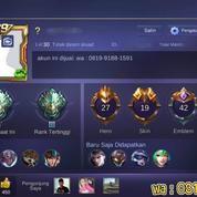 Mobile Legend Vexana Epic