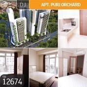 Apartemen Puri Orchard, Tower Cedar Heights, Jakarta Barat, Lt 28, PPJB (17247067) di Kota Jakarta Barat