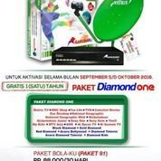 Mini Parabola Matrix Garuda Kuband Free Premium