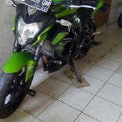 Kawasaki Ninja Mono Rr 2014 Mulus (17251307) di Kota Surabaya