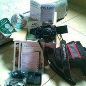 Kamera Canon Eos 650 Dslr