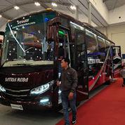 Bus Medium Mercedes Benz Karoseri Tentrem Seat 39 HARGA SPESIAL (17261123) di Kota Tangerang Selatan
