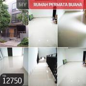 Rumah Taman Permata Buana, Cluster Pulau Opak, Jakarta Barat, 8x18m, 3 Lt, SHM (17280883) di Kota Jakarta Barat