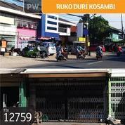 Ruko Duri Kosambi, Jakarta Barat, 5x25m, 2 Lt, SHM (17281239) di Kota Jakarta Barat