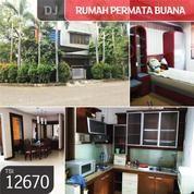 Rumah Permata Buana, Jakarta Barat, 14x17m, 2 Lt, SHM (17281499) di Kota Jakarta Barat