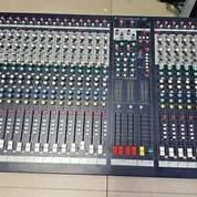 Mixer Soundcraft Lx7 24 Chanel Ori