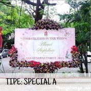 Papan Bunga / Karangan Bunga Area Surabaya