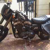 Harley Sposter Tahun 2000 Warna Hitam Dop No Papper Bu (17309619) di Kota Jakarta Selatan