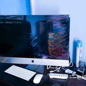 "Apple 27"" IMac With Retina 5K Display (Late 2015) 3.2 Ghz I5/AMD Radeon R9 2Gb/8Gb/1Tb (17321743) di Kab. Cianjur"