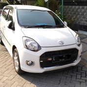 Ayla X Elegant Matic Putih 2014 Istimewa Surabaya (17353123) di Kota Surabaya