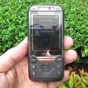 Sony Ericsson Jadul W850 Walkman Seken Fullset Eks Garansi Resmi