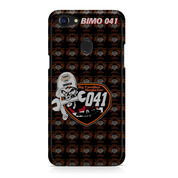 Yamaha Big Families Oppo F5 Custom Hard Case
