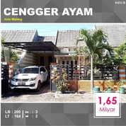 Rumah Murah Luas 164 Di Cengger Ayam Sukarno Hatta Kota Malang _ 613.18 (17397203) di Kota Malang