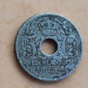 Uang Koin Kuno NEDERLANDSCH INDIE 1922 (17399815) di Kota Surabaya