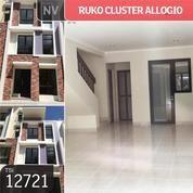 Ruko Cluster Allogio, Tangerang, 5x14m, 3 Lt, PPJB (17400127) di Kota Tangerang