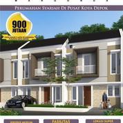 Rumah Syariah 2 Lantai Strategis Cuma 3 KM Ke Kampus UI DEPOK (17423479) di Kota Depok