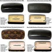 Box Hard Case Kacamata Kulit Premium (17431667) di Kota Jakarta Pusat