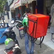 Tas Kurir Delivery Merah Polos (17455663) di Kota Jakarta Barat