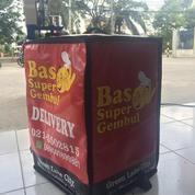 Tas Delivery Bentuk Kotak Bersekat (17455687) di Kota Jakarta Barat