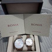 Jam Tangan Couple Merek Bonia