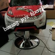 Kursi Barber Mobilan Range Rover