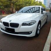 BMW 528i 2013 Putih Km 40rb Servis Record Lengkap (17466139) di Kota Jakarta Utara