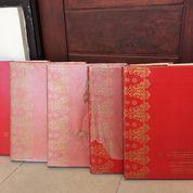 Buku Lukisan & Patung Koleksi Bung Karno - Cetakan Tahun 1964