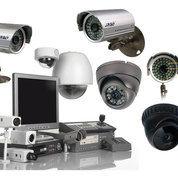 Paket CCTV 4 Camera AHD 2.0 Megapixel