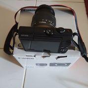 Kamera Canon Eos M 100 (17492719) di Kota Batam