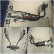 Braket Dudukan Plat Nomor Plus Dudukan Lampu Yamaha XMAX 250 (17539479) di Kota Jakarta Pusat