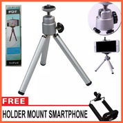 Tripod Selfi Mini FDT + Holder U