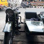 Motor Bsa M20 Sespan (17553371) di Kota Cimahi