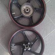 Velg X-RIDE 115 Ori (17557175) di Kota Bogor