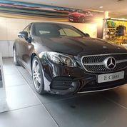 Promo Terbaru Mercedes-Benz E 300 Coupe AMG Line