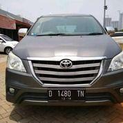 Toyota Innova 2.0 G Barong AT 2013 Abu-Abu KM102.62 Pajak 2018/12 (17571887) di Kota Yogyakarta