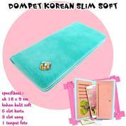 Dompet Wanita Korean Slim Soft (17577999) di Kota Jakarta Pusat