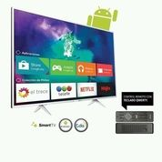 Smart Tv 43inch Pemakaian Baru 2hari Like New