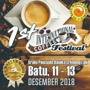1st International Coffee Festival Batu 2018 (17603831) di Kota Batu
