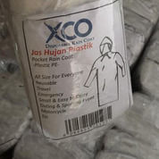 Jas Hujan Plastik - Rain Coat Disposable