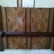Dipan Minimalis Mewah Batik