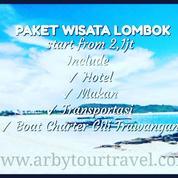 PAKET WISATA LOMBOK 4H3M (17641747) di Kota Surabaya