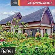 Villa Vimala Hills, Mega Mendung, Bogor, Jawa Barat