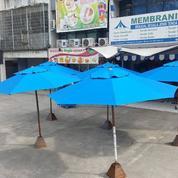 Payung Jati Cantik Warna Warni