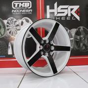 Velg Mobil Ring 16x7 Hole 4x100 Murah Warna Black White