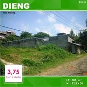 Tanah Murah Di Lembah Dieng Kota Malang _ 650.18