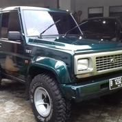 Daihatsu Taft Independent 4x4 Builtup Tahun 97 Utuh