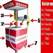 Pom Bensin Mini 1 Nozzle Manual (17680531) di Kota Pematang Siantar