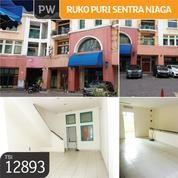 Ruko Puri Sentra Niaga, Jakarta Barat, 5x15m, 4 Lt, SHM (17731563) di Kota Jakarta Barat