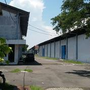 Pabrik Aktif Dgn Isi Nya, Gudang Dan Tanah Daerah Tropodo, Lokasi Sangat Strategis, Sidoarjo